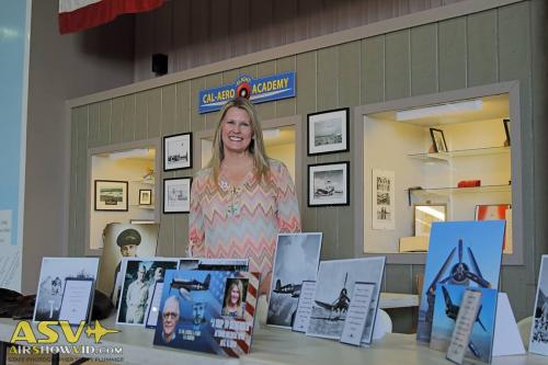 Planes of Fame - August 6, 2016 - photo display